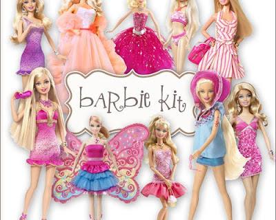 Bebekler - Şirin Barbie