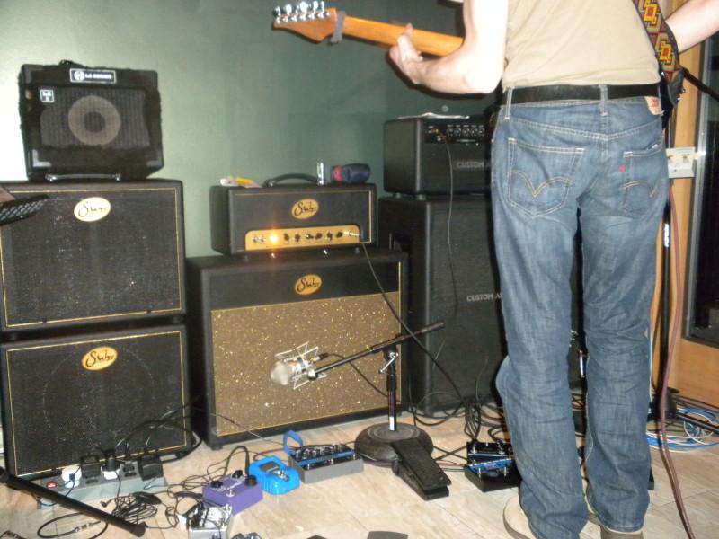 Guthrie Govan Gear 2011