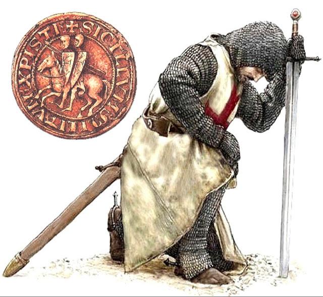 Sguardi nel logos cavalieri templari analisi storiche e - Mike le pagine da colorare cavaliere ...