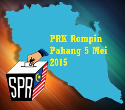 PRK Rompin Pahang 5 Mei 2015