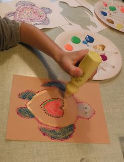 vente cadeaux uniques personnalisables création miroirs enfant peinture mosaique style naif contemporain par mosaiste severine peugniez