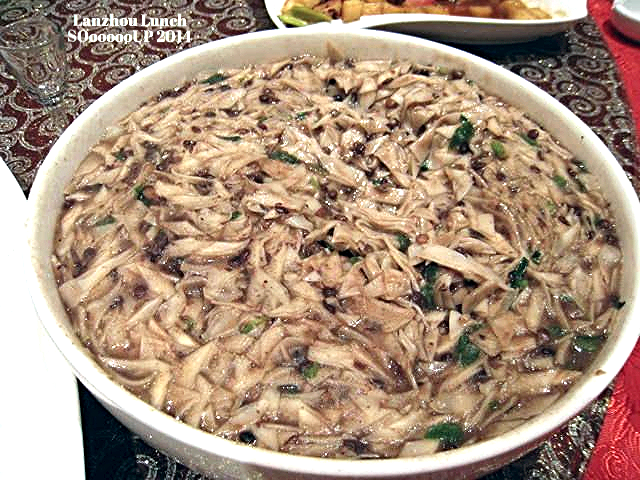 Sooooooup gansu cuisine for Afghan cuisine sugar land menu