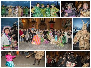 Pasacalles Carnaval Aragonés