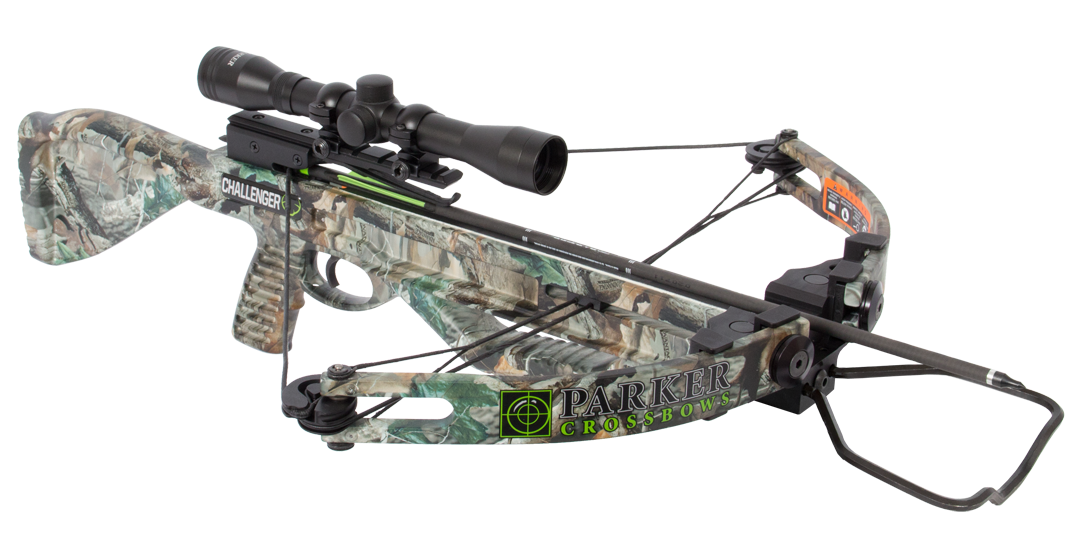 Youth And Ladies Crossbow Parker Bows