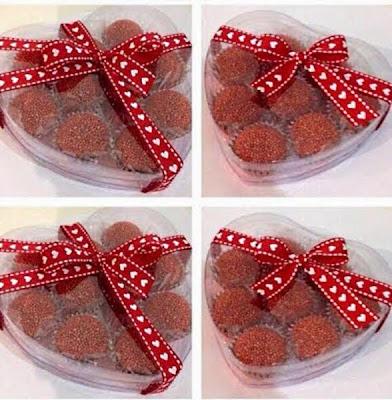 Dia dos Namorados 2014 - Criação da marca Docinhos Caseiros