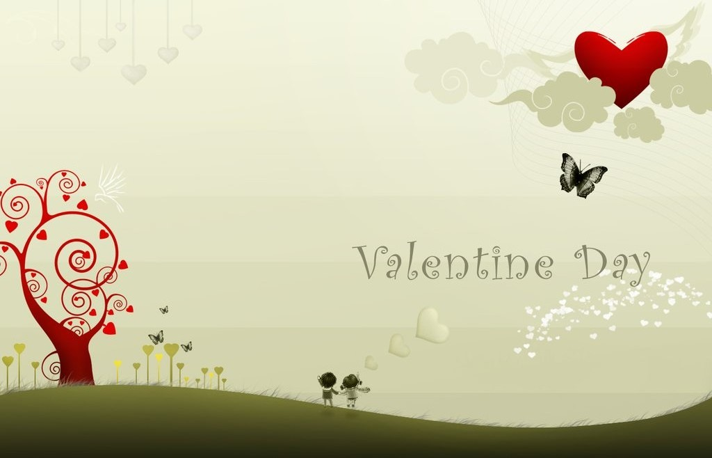Valentijn Dag Wallpapers | Hintergrundbilder Kostenlos