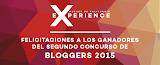 2º lugar en el 2º concurso de bloggers 2015
