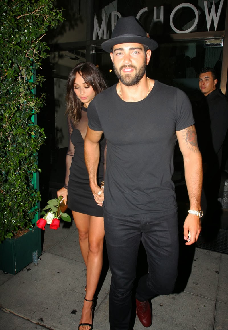 Celebrity Casual Style: Jesse ...