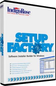IndigoRose Setup Factory v 9.0.3 Retail Full Version