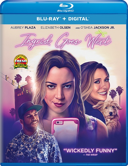 Ingrid Goes West (Ingrid Cambia de Rumbo) (2017) 720p y 1080p BDRip mkv Dual Audio AC3 5.1 ch