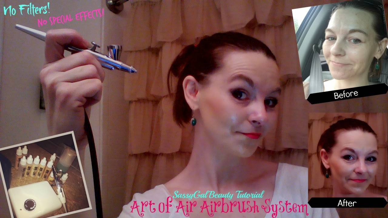 Art of Air: Airbrush Kit Review