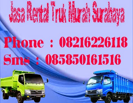 Jasa Rental truk Murah Surabaya-Pasuruan