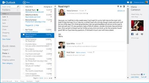 Outlook.com: Email at its Best