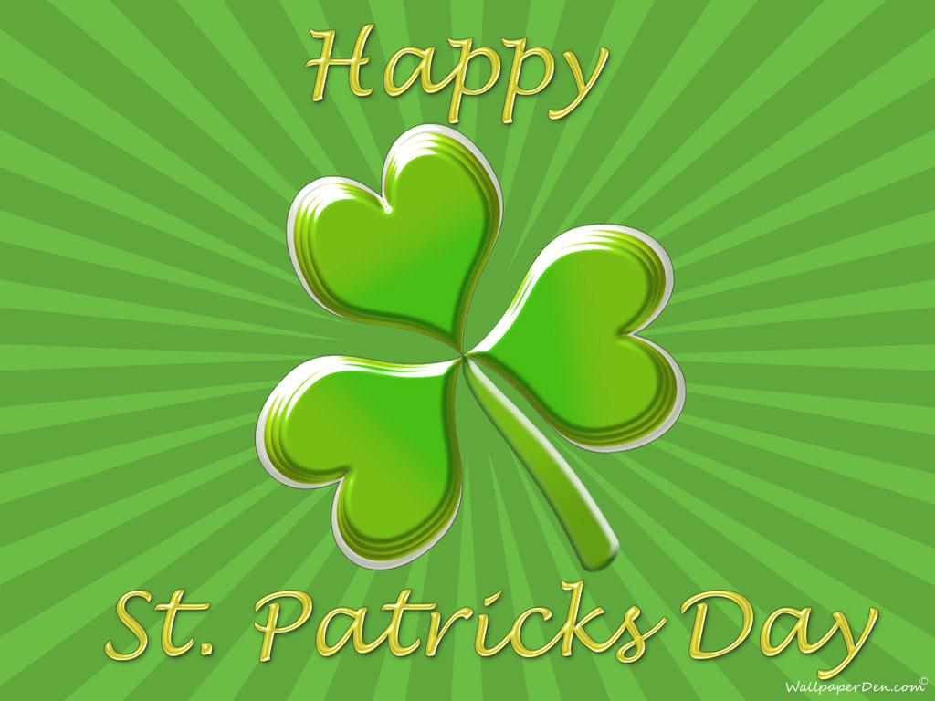 St Patricks Day Date