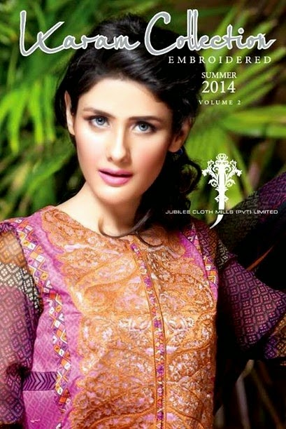 Karam Embroidered Collection