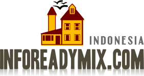 Harga Ready Mix Indonesia | Inforeadymix.com