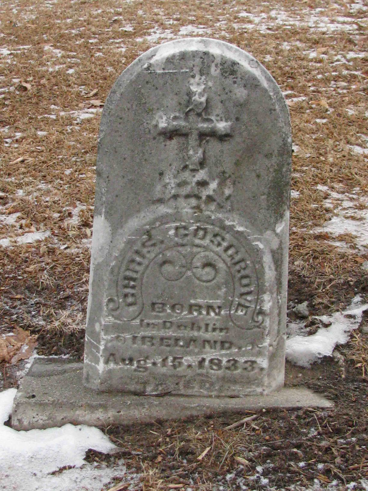 A Grave Interest: February 2011