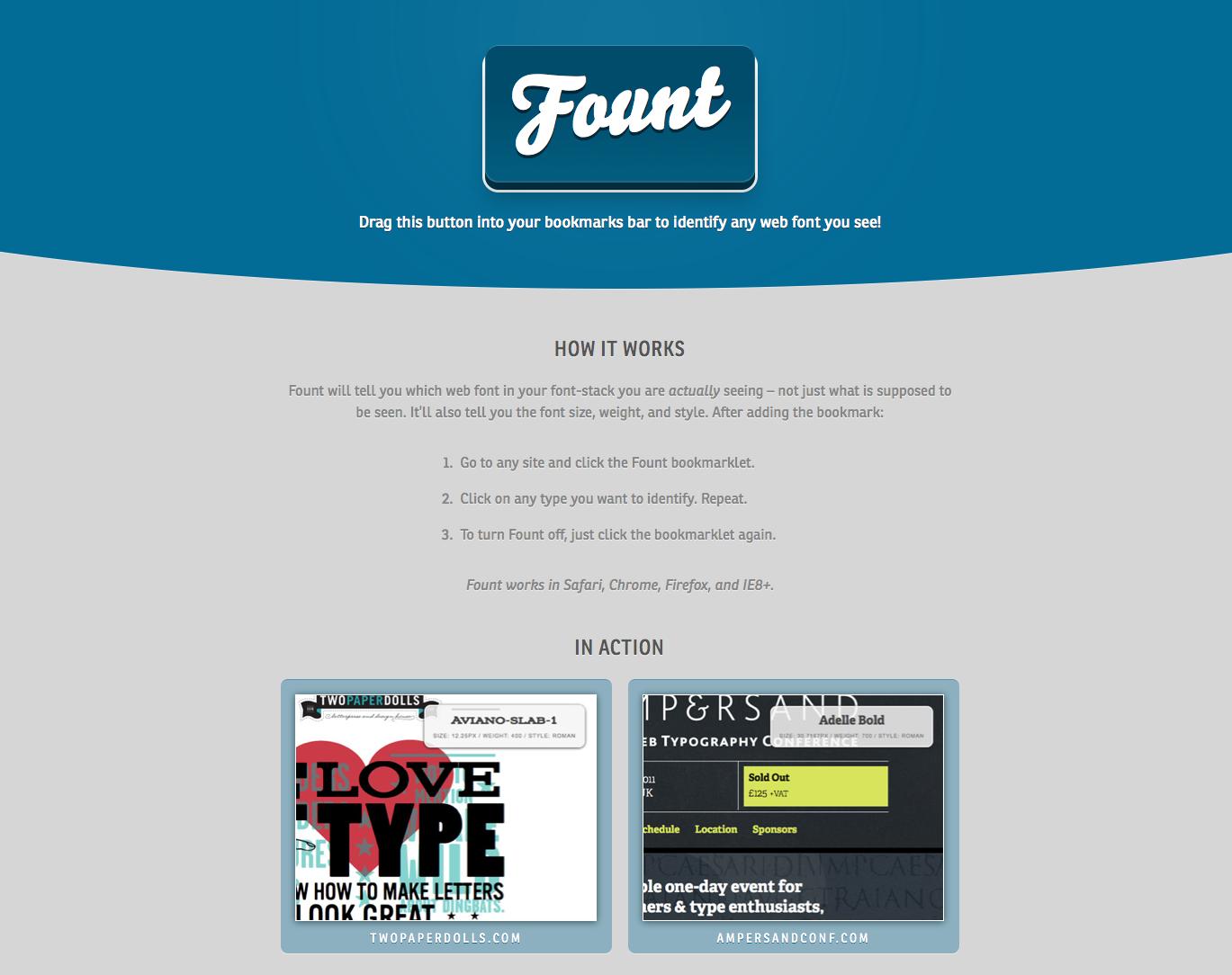 Handy App That Identifies Fonts Used On Websites