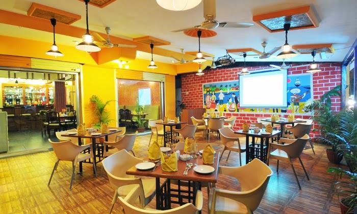 The Pavilion Cafe & Bar Candolim