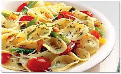 Итальянская паста. Приготовление