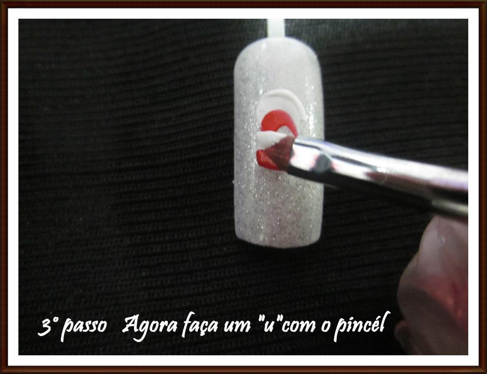 UNHAS DECORADAS CARGA DUPLA BOTÃO DE ROSA BY LUCIANA RANGEL