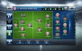 PES Club Manager v1.2.2 APK Android