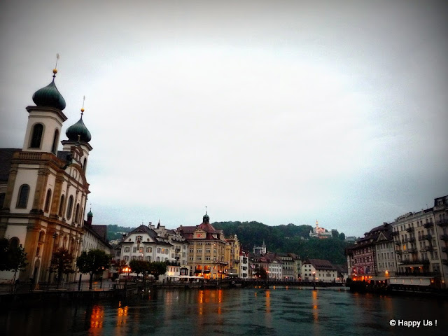 Suisse - Lucerne