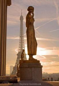 Trocadero Paris Palais de Chaillot