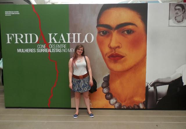 Exposição: Frida Kahlo - Conexões entre mulheres surrealistas no México