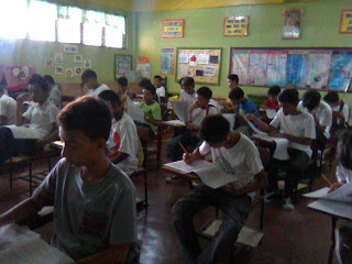 2013 National Achievement Test in Cagayan de Oro City