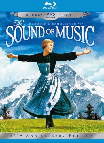 Sound of Music Blu-ray Movie