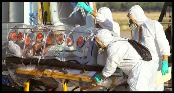 Изоляция зараженных вирусом Эбола