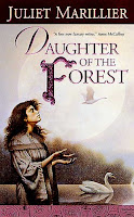 Book cover of Daughter of the Forest by Juliet Marillier