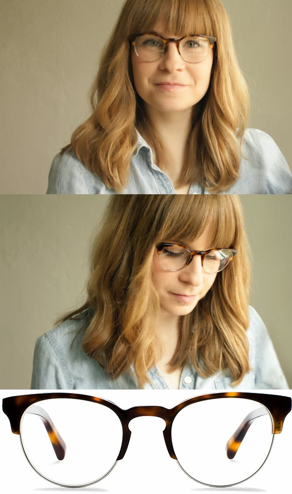 Eyeglass Frames Home Try On : uber Chic for Cheap: Hello: Warby Parker {Help Me Pick New ...