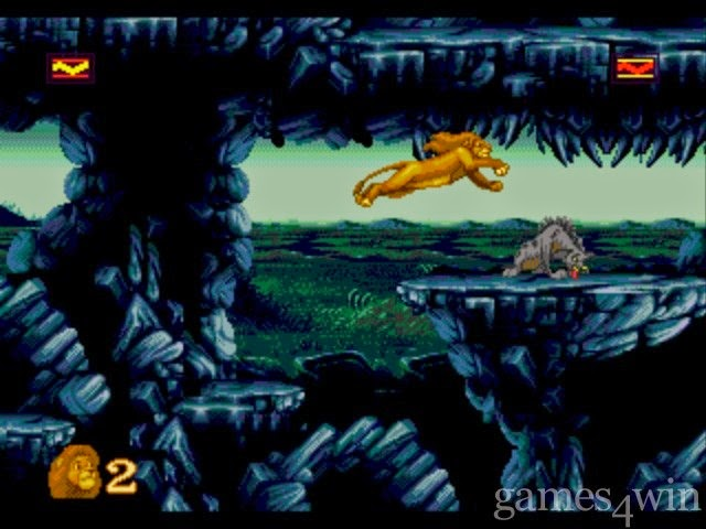 Lion King Game For PC Free Download Full Version