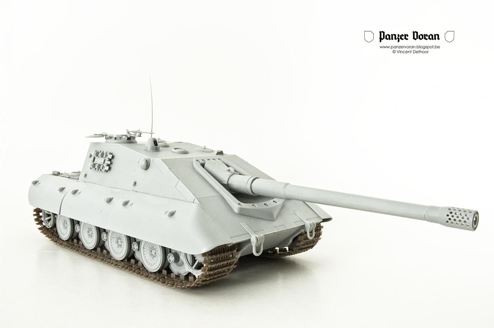 Panzer Voran: Jagdpanzer E-100