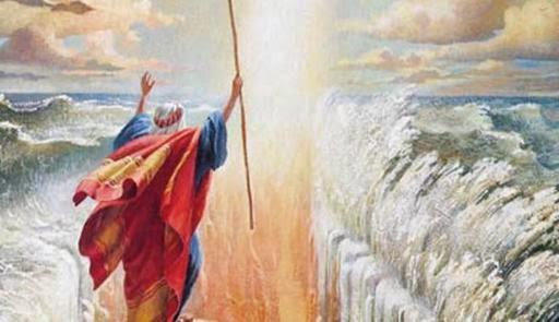 Kata Ilmuwan Tentang Kisah Musa Membelah Laut