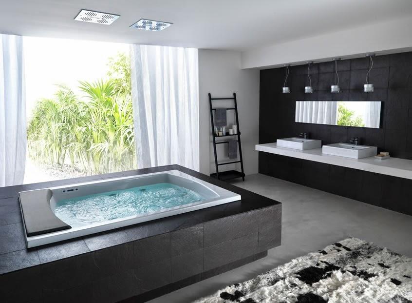 Suficiente Quarto Com Banheiro E Closet. As Reas Mais Funcionais Do Banheiro  TC45