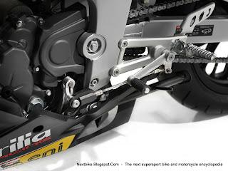 Spesifikasi harga motor Aprilia RS4 125 2012