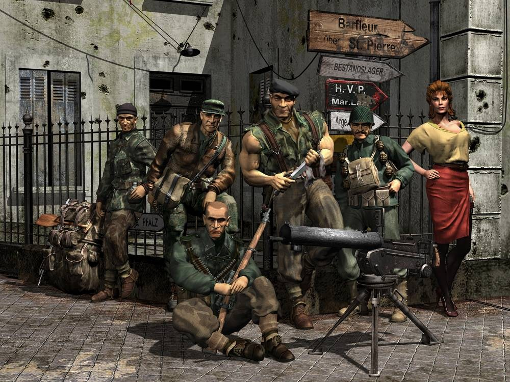 Free Download Commandos 1 Pc