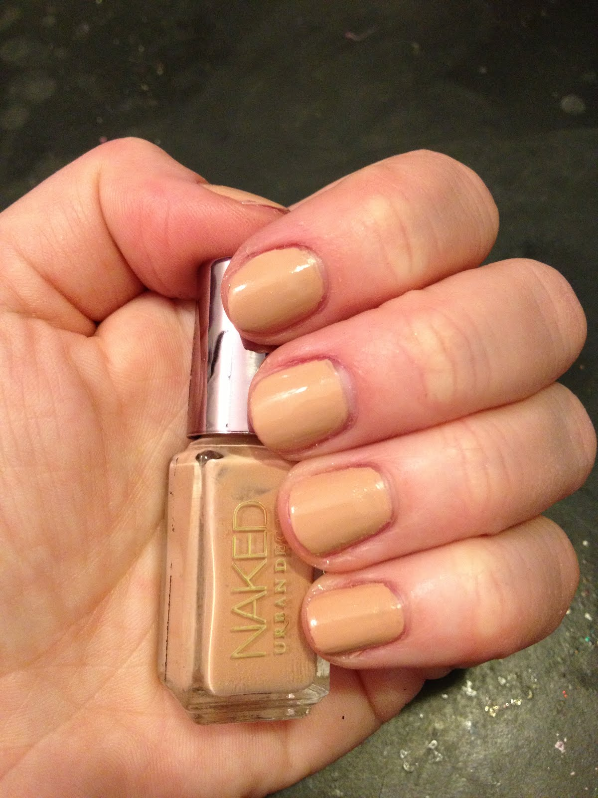 The Beauty of Life: Urban Decay Naked Nail Set Swatches