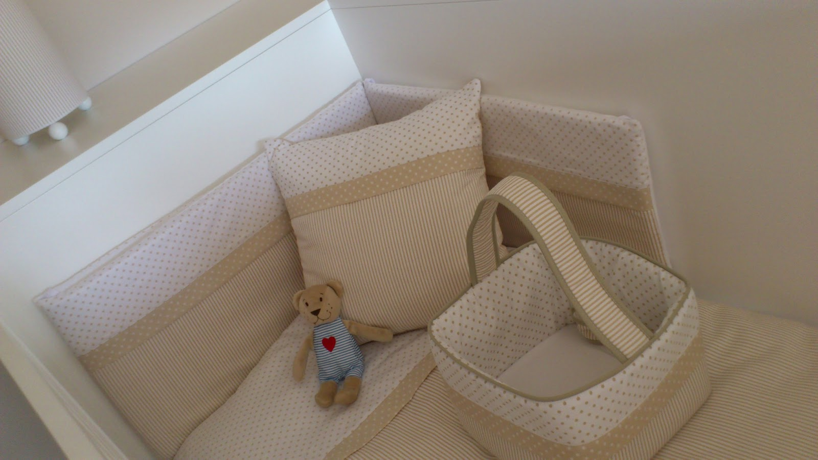 Con lim n y sal una habitacion especial for Moises bebe ikea