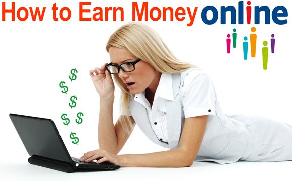 how to earn money online - trickdump
