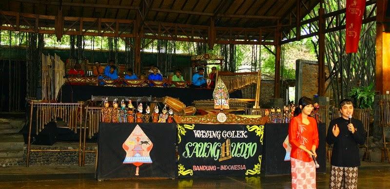 Saung Angklung Mang UDJO