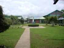 Patio Principal de la Institución.