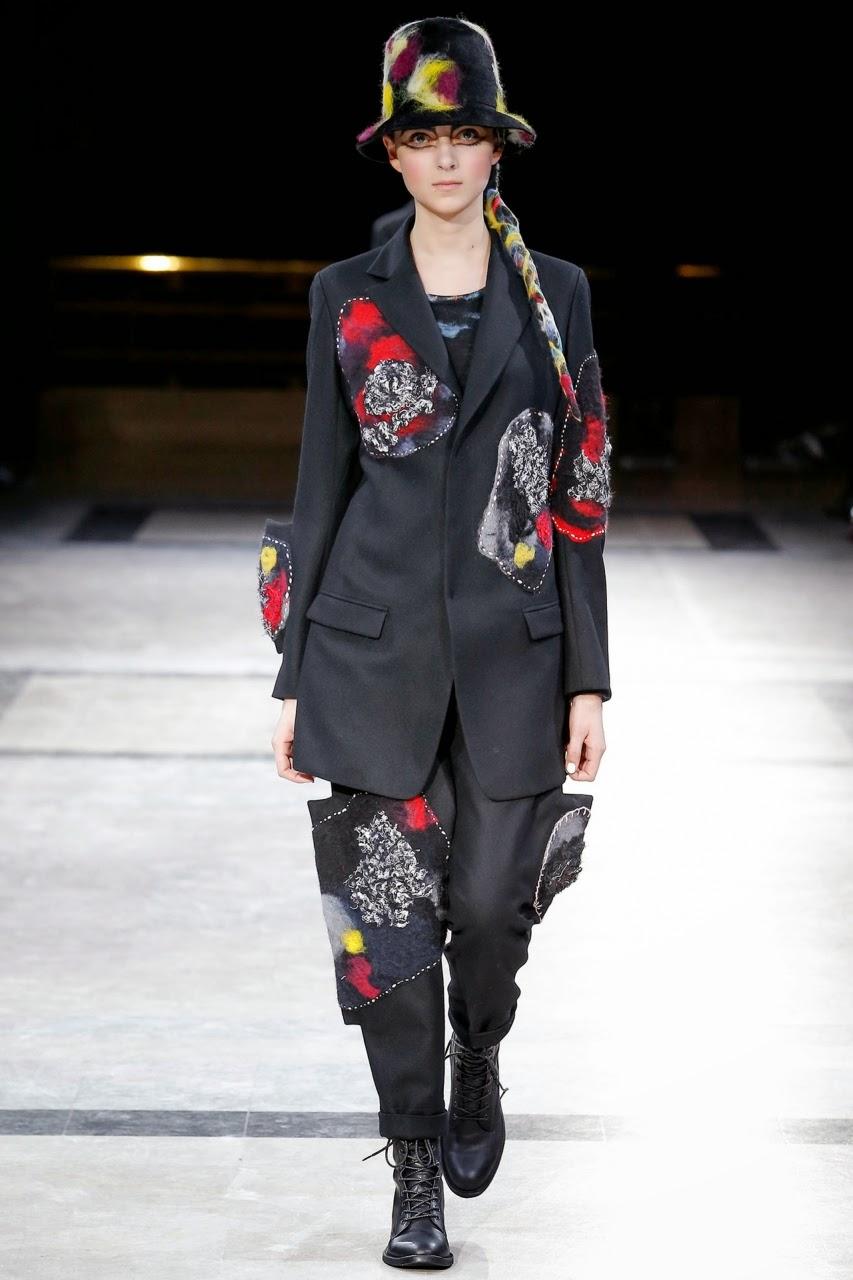 Лица мировой моды  Yohji Yamamoto  luxuru
