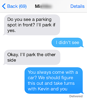 imessages on iphone