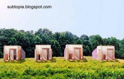 Proyecto de casas para trabajadores rurales migrantes en Estados Unidos