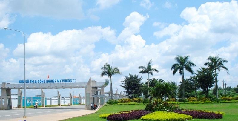 Bán gấp lô đất Mỹ Phước 3 Bình Dương giá rẻ