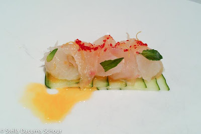 Stella Dacuma Schour: A Voce - Restaurant Week Lunch, Summer 2012